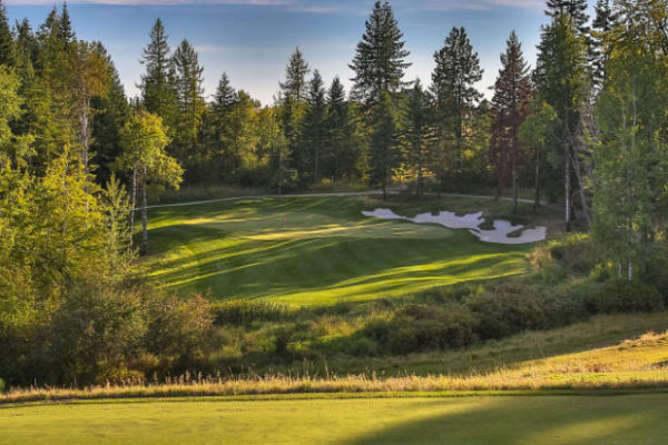 Rock Greek Golf Course | The Preserve at Gotham Bay | Coeur d'Alene, Idaho