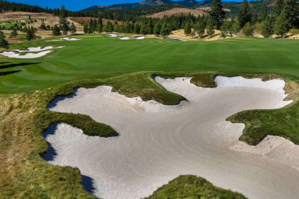 Rock Creek Golf Course image 2 | The Preserve at Gotham Bay | Coeur d'Alene, Idaho