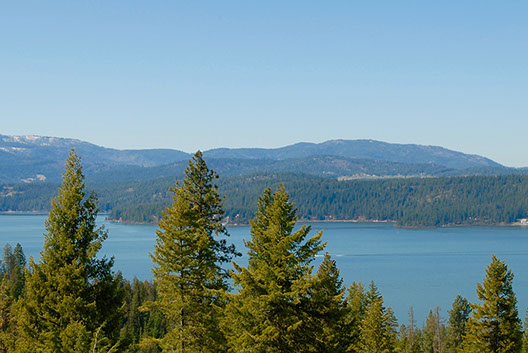 lot 10 | The Preserve at Gotham Bay | Coeur d'Alene, Idaho