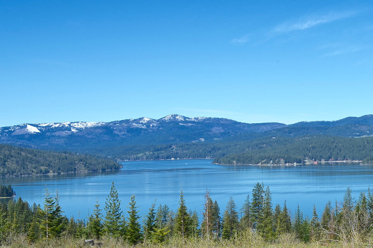 lot 15 | The Preserve at Gotham Bay | Coeur d'Alene, Idaho