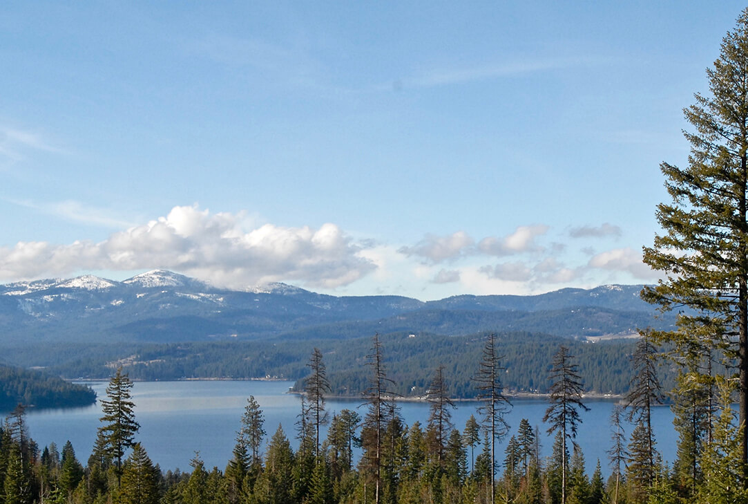 lot 29 | The Preserve at Gotham Bay | Coeur d'Alene, Idaho