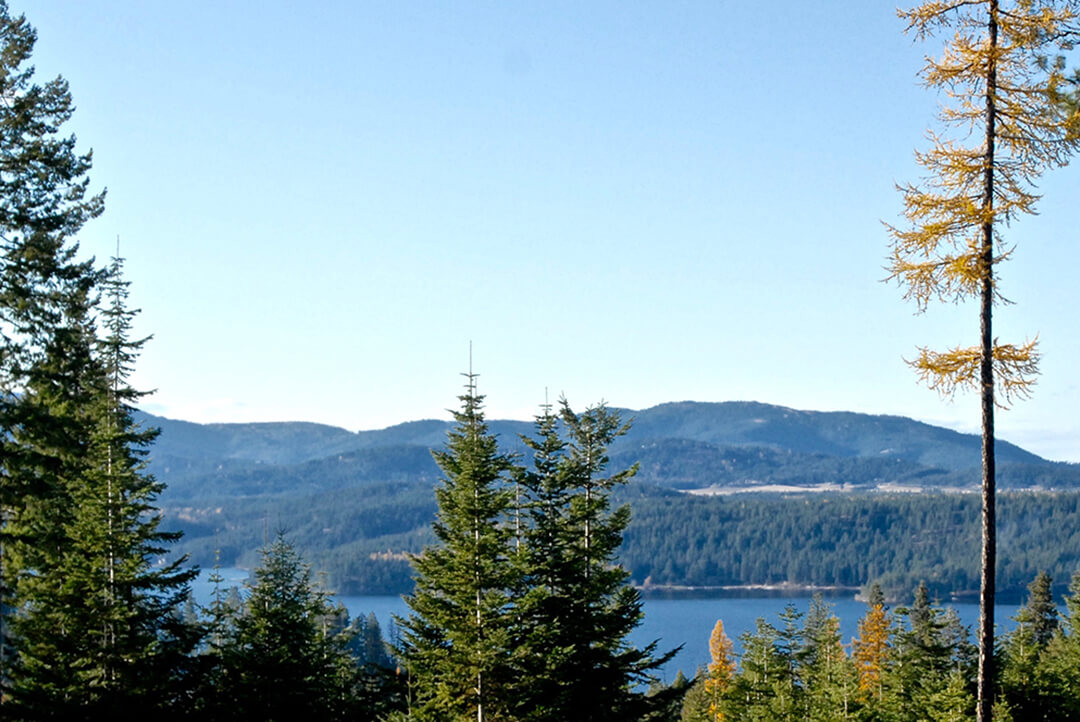 lot 34 | The Preserve at Gotham Bay | Coeur d'Alene, Idaho