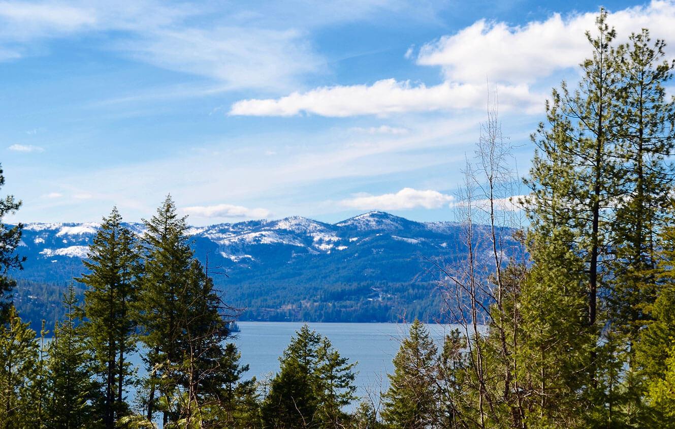lot 4 | The Preserve at Gotham Bay | Coeur d'Alene, Idaho