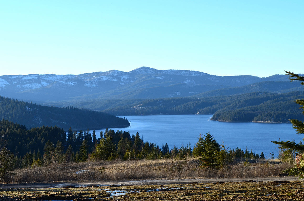 Lot 49 | The Preserve at Gotham Bay | Coeur d'Alene, Idaho