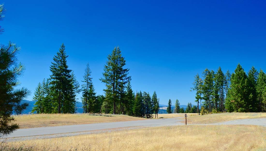 Lot 53 view 2 | The Preserve at Gotham Bay | Coeur d'Alene, Idaho