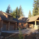 Premier front elevation | The Preserve at Gotham Bay | Coeur d'Alene, Idaho